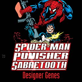 Spider-Man/Punisher/Sabretooth: Designer Genes (1993)