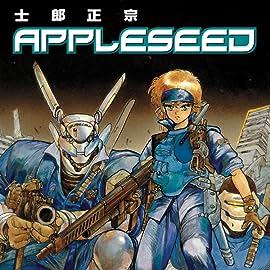 Appleseed Digital Comics Comics By Comixology
