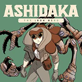 ASHIDAKA -The Iron Hero