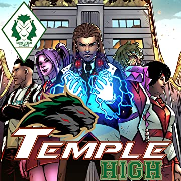 TEMPLE High: Welcome to Soaribahn Academy!