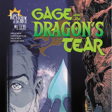 Gage and the Dragon's Tear: Gage and the Dragon's Tear