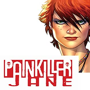 Painkiller Jane: Trust The Universe