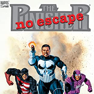 Punisher: No Escape (1990)