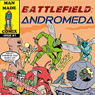 Battlefield Andromeda: Lance versus Laser