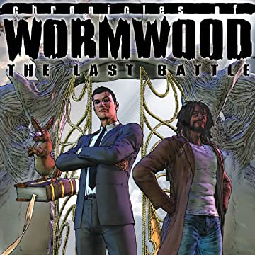 Chronicles of Wormwood: Last Battle