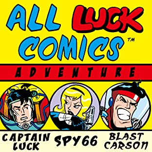 All Luck Comics Adventure