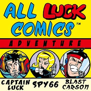 All Luck Comics Adventure