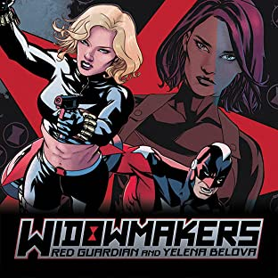 Widowmakers: Red Guardian And Yelena Belova (2020)