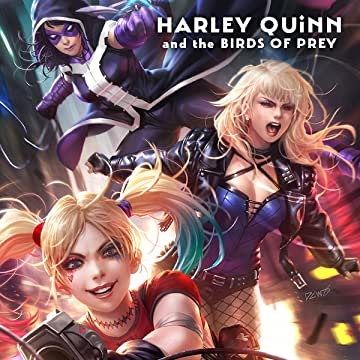 Harley Quinn & the Birds of Prey (2020-)