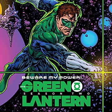 The Green Lantern Season Two (2020-)