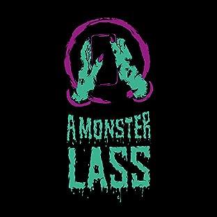 A Monster Lass, Vol. 1: Dark London