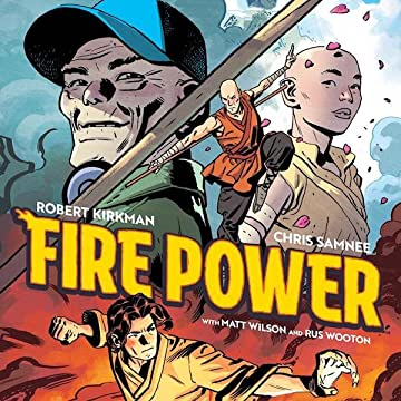 Fire Power By Kirkman & Samnee