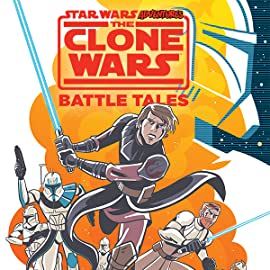 Star Wars Adventures: Clone Wars