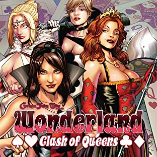 Wonderland: Clash of Queens