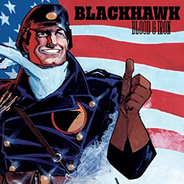 Blackhawks: Blood & Iron