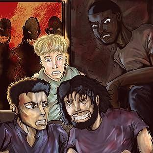 Four Dudes & A Zombie Apocalypse, Vol. 1
