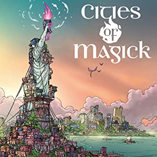 Cities of Magick, Vol. 1