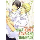 Niwakun's Love and Rampage (Yaoi Manga)