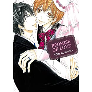 Promise of Love (Yaoi Manga)