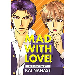 Mad With Love! (Yaoi Manga)