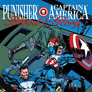Punisher/Captain America: Blood & Glory (1992)