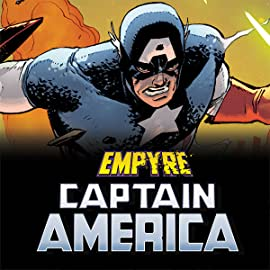 Empyre: Captain America (2020)