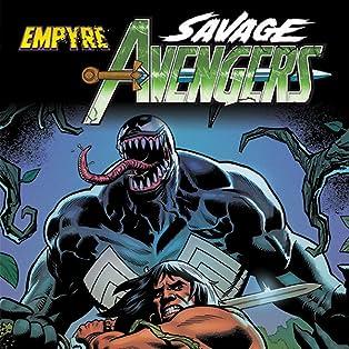 Empyre: Savage Avengers (2020)
