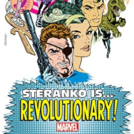 Steranko Is... Revolutionary!