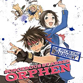 Sorcerous Stabber Orphen: The Reckless Journey
