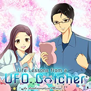 Life Lessons from a UFO Catcher: An Autobiographical Manga