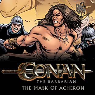 Conan The Barbarian: The Mask Of Acheron (2011)