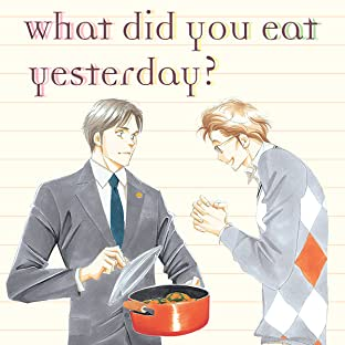 What Did You Eat Yesterday?