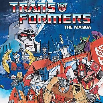 Transformers: The Manga