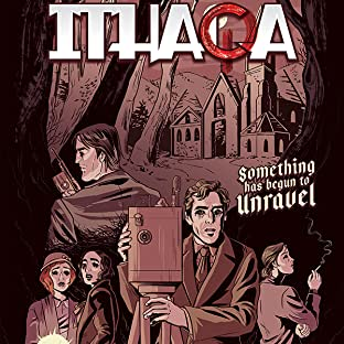 Ithaqa, Tome 1: The Fool