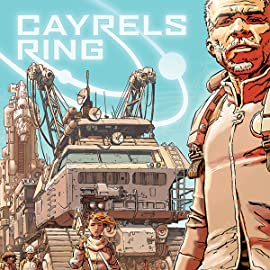 Cayrels Ring (A Wave Blue World)