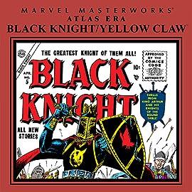 Atlas Era Black Knight/Yellow Claw Masterworks