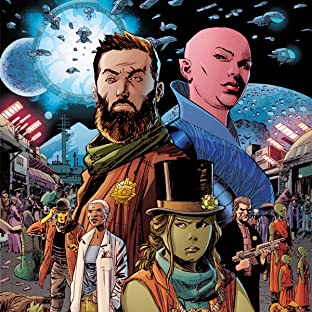 Edgeworld (comiXology Originals)