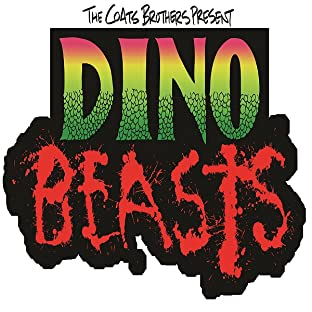 Dino Beasts, Vol. 1: The Hunt