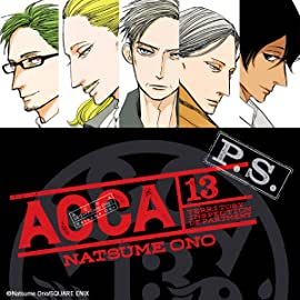 ACCA 13-Territory Inspection Department P.S.