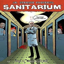 Sanitarium, Vol. 2: Figuratively Speaking