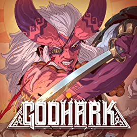 Godhark, Vol. 1: The Sanguine Storm