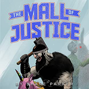 Mall of Justice, Vol. 1: Grand Opening