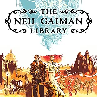 Neil Gaiman Library