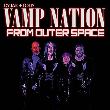 Vampire Nation from Outer Space