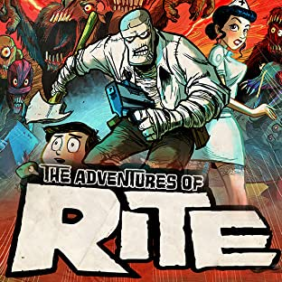 The Adventures of Rite: Book One