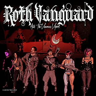 Roth Vanguard and The Venomous Vipers, Vol. 1: Roth Vanguard and The Venomous Vipers