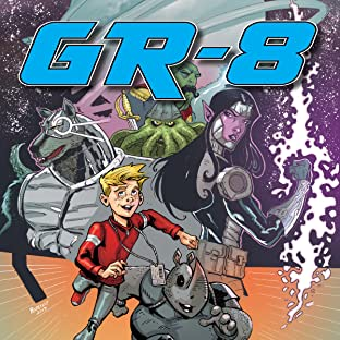 GR-8, Tome 1: All Aboard