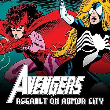 Avengers: Assault On Armor City