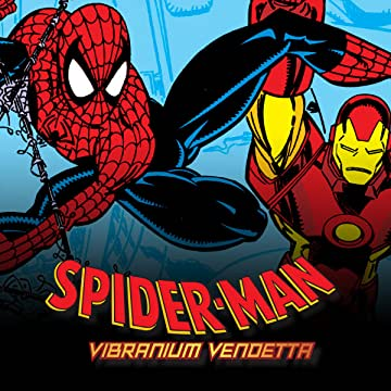 Spider-Man: Vibranium Vendetta