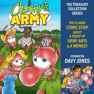 Charmy's Army - The Treasury Collection, Vol. 1: 1